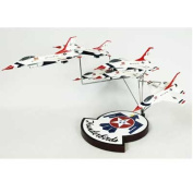 Toys and Models F-16 Thunderbirds in Formation