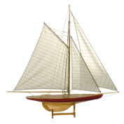 Authentic Models AS055 1895 Sail Model Defender,