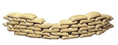 Tamiya - 1:35 Military Sand Bags Set