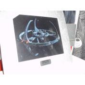 CHROMART STAR TREK DEEP SPACE 9 SPACE STATION