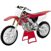 New Ray Toys Offroad 1:12 Scale Motorcycle - CRF450R 2008 43463