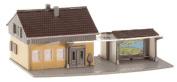 Faller 282706 Wayside Station For Straight