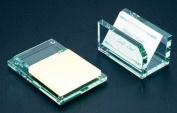 Jade Glass Card Holder