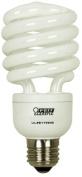 Feit Electric 23 Watt Daylight Dimmable Twist Compact Fluorescent Light Bulb - ESL23T/DM/65K