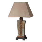 Uttermost Slate Indoor Outdoor Lamp