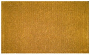 Welcome Extra Thick Hand Woven Coir Doormat