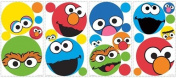 Roommate RMK1698SCS Sesame Street Dots Wall Decals