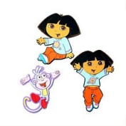 Dora the Explorer Wall Art Room Decoration Easy to Stick Easy to Remove
