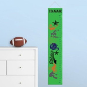 Personalised Kids' Height Chart Canvases