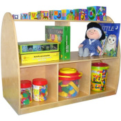A+ Childsupply F8439 Arch 2-Sided Storage
