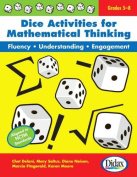 Didax Dice Activities For Mathematical Thinking - 136 Pages
