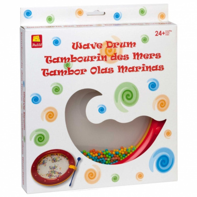 Halilit Wave Drum Musical Instrument