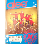 Glee Mini Notebook ~ Free Your Glee!