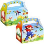 Super Mario Bros. Empty Favour Boxes