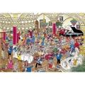 Jumbo Puzzle - Jan van Haasteren - The Wedding