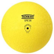 Tachikara USA SP85R.YL Tachikara SP85R 22cm . Rubber Playground Ball - Yellow