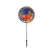 In The Breeze ITB2837 Rainbow Triple Spinner