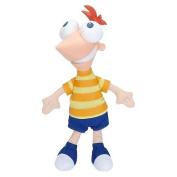Disney's Phineas & Ferb - Gabble Heads Talking Plush - PHINEAS (20cm ) [Toy]