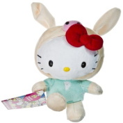 Hello Kitty 50th Anniversary 15cm Plush - Dressed As Pippo