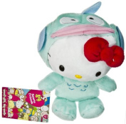 Hello Kitty 50th Anniversary 15cm Plush - Dressed As Hangyodon