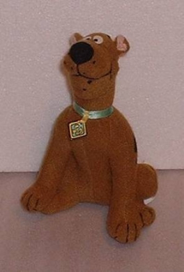 Cartoon Network 18cm Scooby Doo Plush