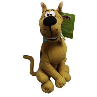 Scooby-Doo Smiling Plush