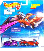 Hot Wheels Action Pack - Towing 2010