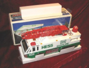 1996 HESS Emergency Ladder Fire Truck Toy Trucks