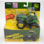 John Deere 10cm Ground Force Monster Treads Tractor