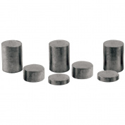 P3914 Tungsten Incremental Cylinder Weights 60ml