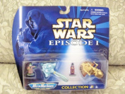 Star Wars Episode I MicroMachines Vehicle/Figure Collection 2