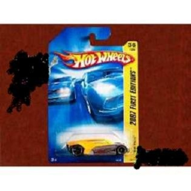 Split Vision Hot Wheels (2007 First Editions)