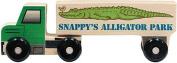 Maple Landmark 71130 Montgomery Schoolhouse - Semi Trucks - Alligator