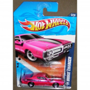 2011 HOT WHEELS MUSCLE MANIA 8/10 K MART DAYS PINK '71 DODGE CHARGER 108/244
