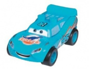 Disney Cars Mega Bloks Dinoco Lightning McQueen Car
