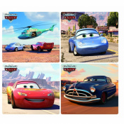 Tomy AquaDraw Mini Mat Disney Cars Collection 2