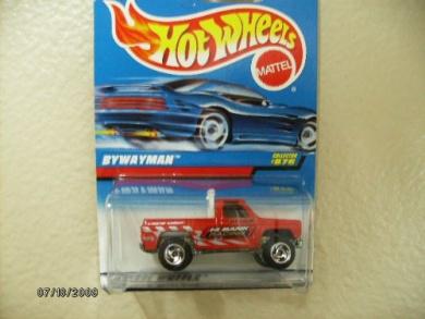 Hot Wheels #876 Bywayman 1998