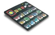Kidz Delight Smithsonian Kids Dino Tablet, Green
