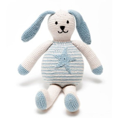 Pebble: Motif Boy Bunny - Star