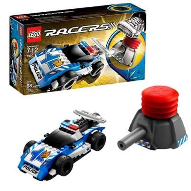 LEGO Racers - Power Racers Hero - 7970