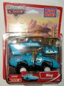 Mega Bloks Disney Cars King
