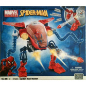 Mega Bloks 91284 Spider Man Walker Buildable Figure