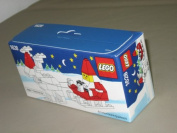 Lego Christmas Models Set Santa Reindeer 1628