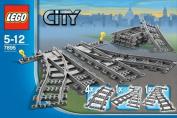 LEGO City 7895: Train Tracks