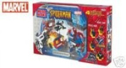 Mega Bloks Spiderman Vs. Vernom Collectors Tin