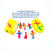 Worry Dolls in a Box