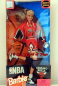 1998 NBA Chicago Bulls Barbie [Toy]