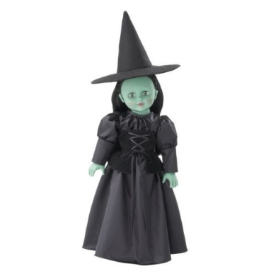 Madame Alexander: The Wizard of Oz Wicked Witch of the West 46cm Doll