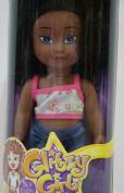 Glitzy Girl-African American Doll