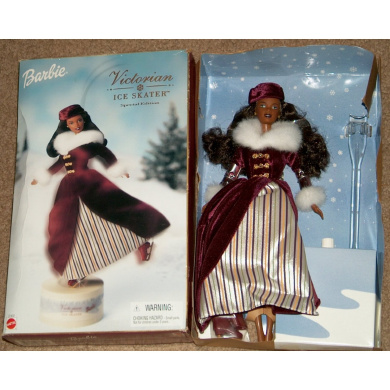 Barbie Victorian Ics Skater Special Edition 2000